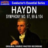 Haydn: Symphony No. 97, 99 & 104 by Nuremberg Symphony Orchestra