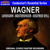 Wagner: Preludes and Overtures by Nuremberg Symphony Orchestra