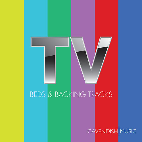 TV Beds & Backing Tracks - Bright & Breezy by Various Artists