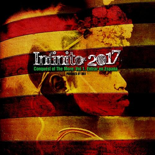 Conquest of The More: Vol 1. Entrar en España by Infinito: 2017