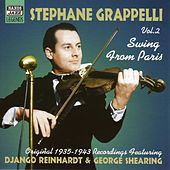 Grappelli, Stephane: Swing From Paris (1935-1943) by Various Artists