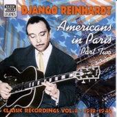 Reinhardt, Django: Americans in Paris (1938-1945) by Various Artists