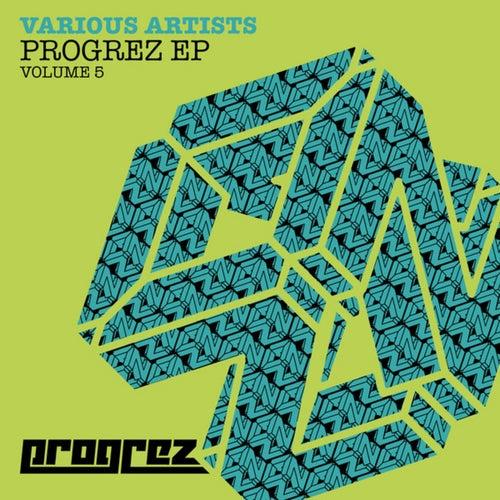 Progrez EP - Volume 5 by Various Artists