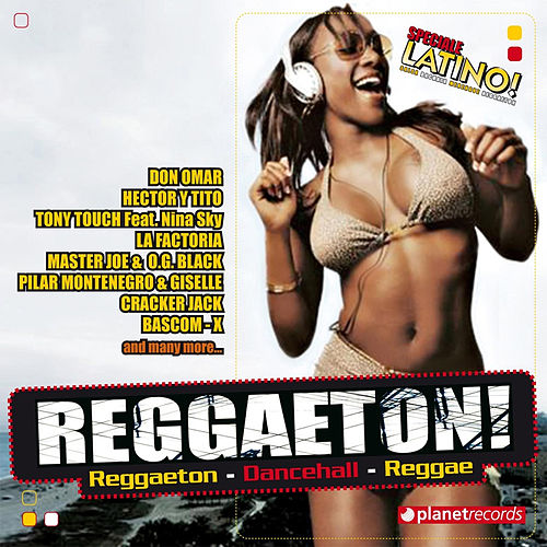 Reggaeton! by Various Artists