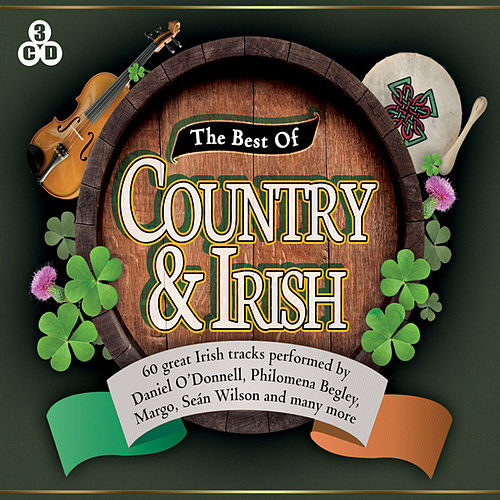 The Best of Country and Irish by Various Artists