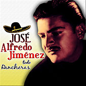 Jose Alfredo Jimenez Todo Rancheras by Jose Alfredo Jimenez