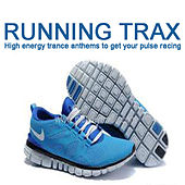 Running Trax - High Energy Trance Anthems to Get Your Pulse Racing by Various Artists