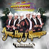 Delirando - Single by Los Rieleros Del Norte