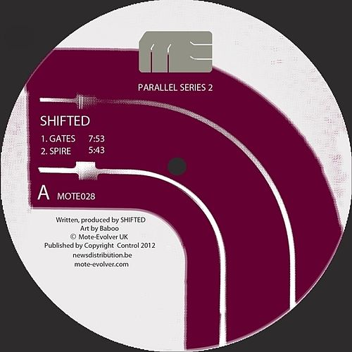 Parallel Series 2 by Various Artists