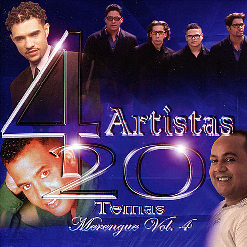 20/4 Merengue Vol.4 by Various Artists
