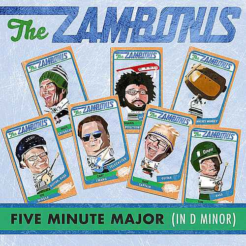 Five Minute Major (IN D Minor) by The Zambonis