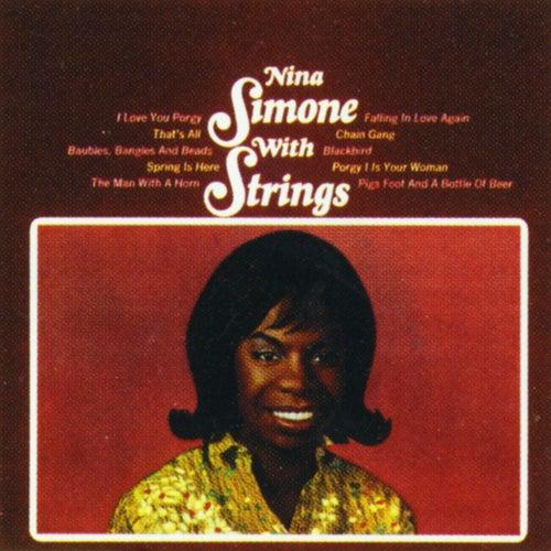 Nina With Strings by Nina Simone