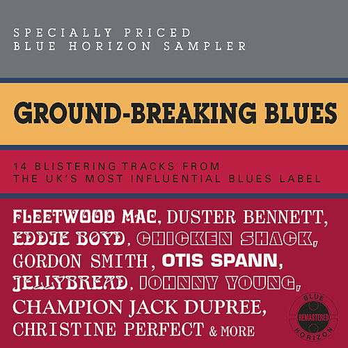 Ground-Breaking Blues by Various Artists