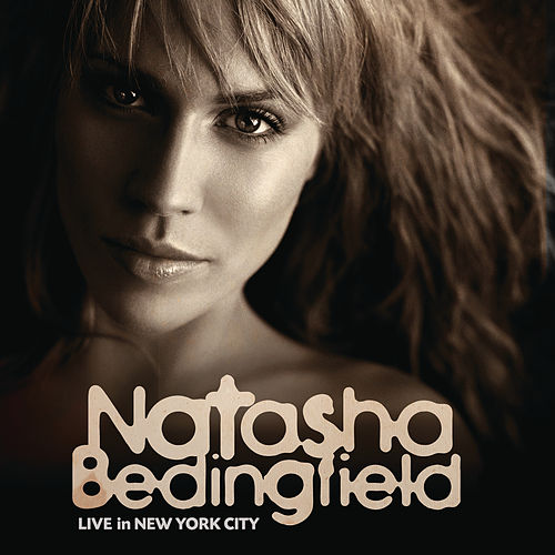 Live In New York City by Natasha Bedingfield