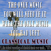 The Only Music You Need If It Were the Last Music You Had Left by Various Artists