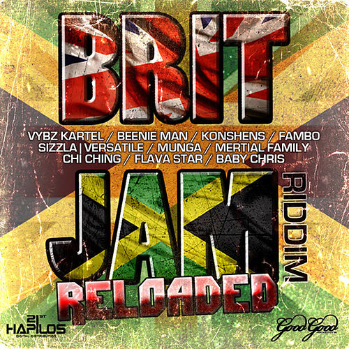 Brit Jam Reloaded Riddim by Various Artists