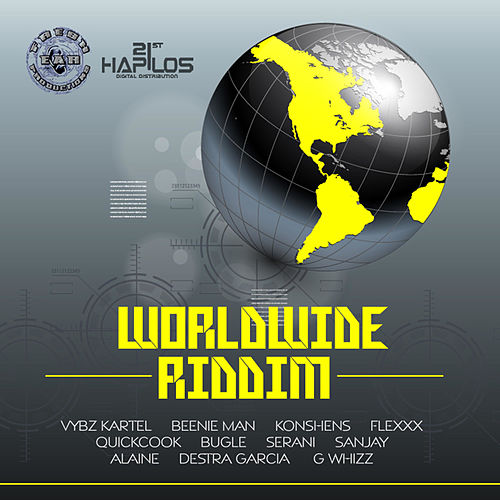Worldwide Riddim by Various Artists