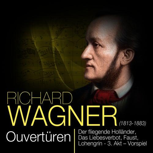 Wagner: Ouvertüren by Das Große Klassik Orchester