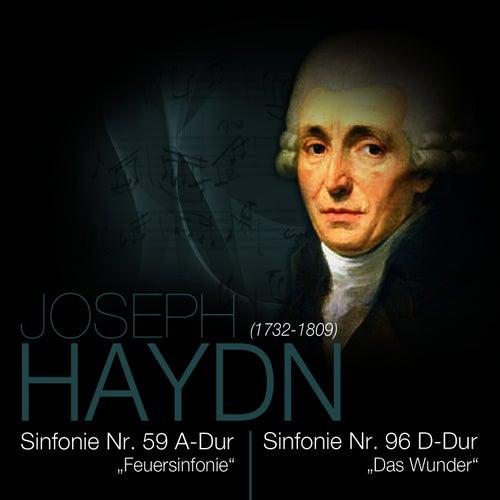 Haydn: Sinfonien Nr. 59 & 96 by Das Große Klassik Orchester