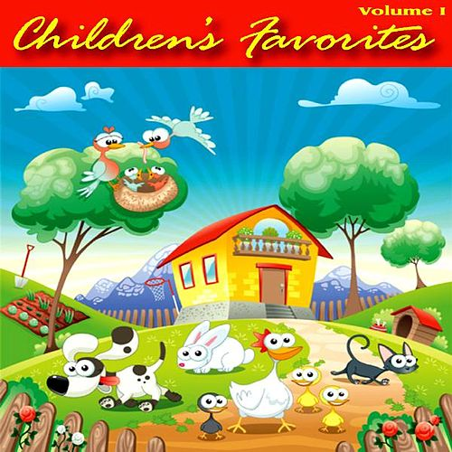 Children's Favorite's, Vol. 1 by Children's Favorites