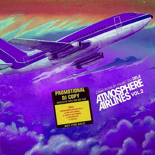 Atmosphere Airlines Vol.2 by Dela