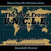 The Man From U.N.C.L.E. - Season One (Jerry Goldsmith) by Dominik Hauser