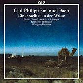 Bach: Die Israeliten in der Wuste by Various Artists