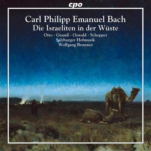 Bach: Die Israeliten in der Wuste by Various Artists