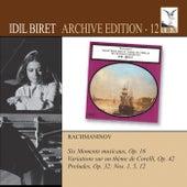 Idil Biret Archive Edition, Vol. 12 by Idil Biret