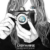 Black White & Blue by Ladyhawke