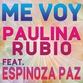 Me Voy by Paulina Rubio