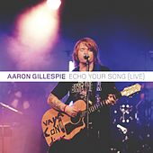 Echo Your Song (Live) by Aaron Gillespie