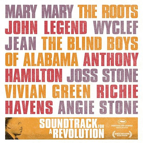 Soundtrack For A Revolution by Various Artists