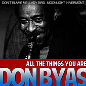 Don Byas. All the Things You Are by Don Byas