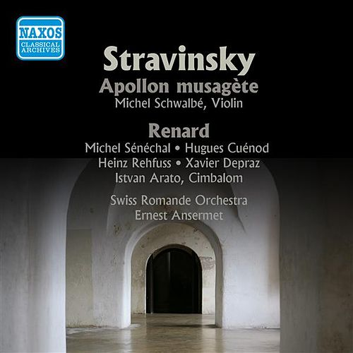 Stravinsky: Apollon Musagete / Renard (Ansermet) (1955) by Various Artists