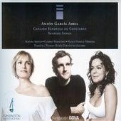 Antón García Abril. Canción Española de Concierto / Spanish Songs. CD 1. Ainhoa Arteta, Gabriel Bermúdez, Nancy F. Herrera & Rubén Fernández Aguirre by Various Artists