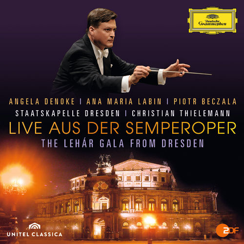 Live Aus Der Semperoper - The Lehár Gala From Dresden by Various Artists