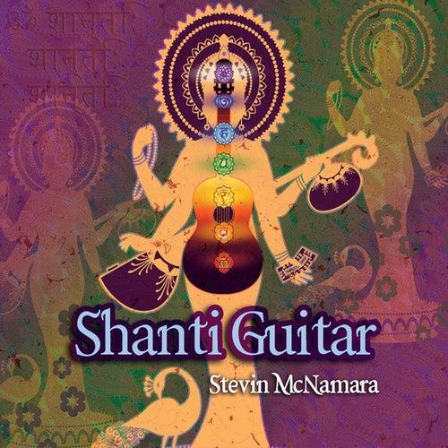 Shanti Guitar by Stevin McNamara