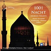 Arabian Nights (International Version) by Various Artists
