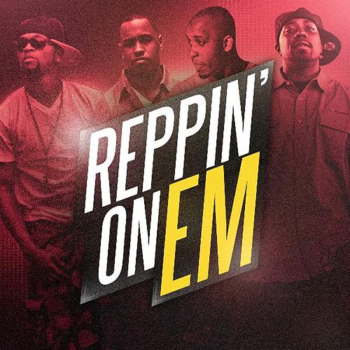 Reppin' On Em (feat. Pro, Canon, Brothatone & Chad Jones) - Single by R.M.G
