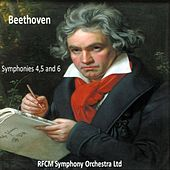 Complette Beethoven Symphonies, Vol. 2 by RFCM Symphony Orchestra
