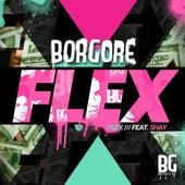 Flex EP by Borgore