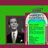 Sargent's Overtures by Sir Malcolm Sargent