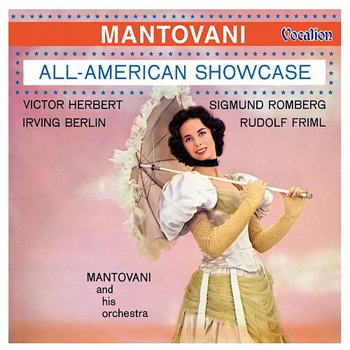 All-American Showcase by Mantovani