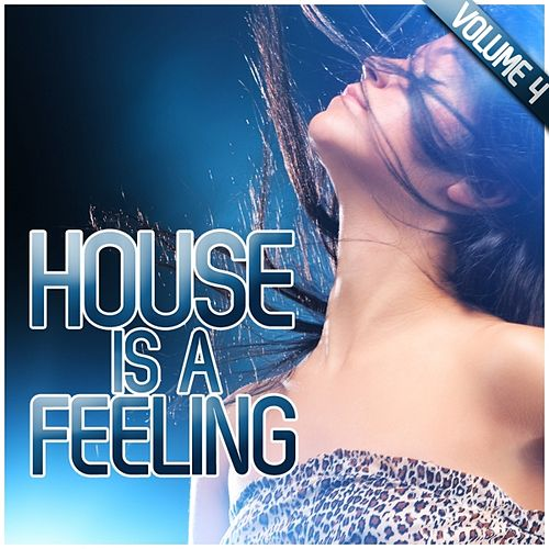 House Is a Feeling, Vol. 4 by Various Artists