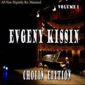 Evgeny Kissin - Chopin Volume. 1 by Evgeny Kissin