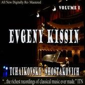 Evgeny Kissin - Tchaikovsky, Shostakovich by Evgeny Kissin