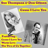 Cause I Love You by Sue Thompson