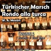 Türkischer Marsch , Rondo Alla Turca (feat. Roger Roman) - Single by Wolfgang Amadeus Mozart