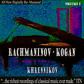 Rachmaninov: Kogan - Khrennikov, Volume 1 by Leonid Kogan